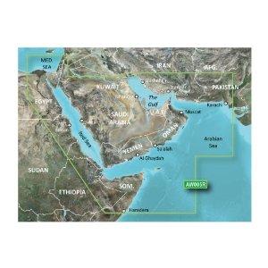 نقشه جی پی اس خلیج فارس