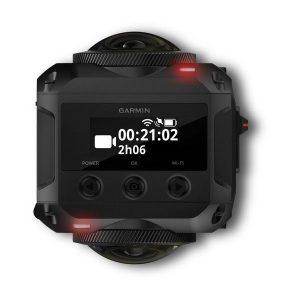 دوربین گارمین virb 360 درجه