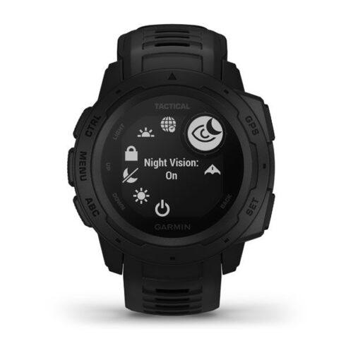 ساعت گارمین Instinct Tactical Edition black