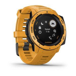 ساعت گارمین اینستینکت زرد