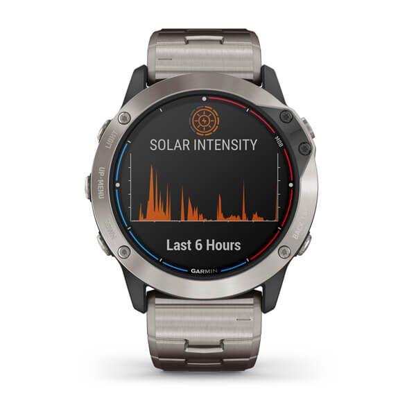 ساعت گارمین quatix 6X Solar