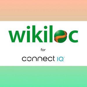 Wikiloc Trails با گارمین