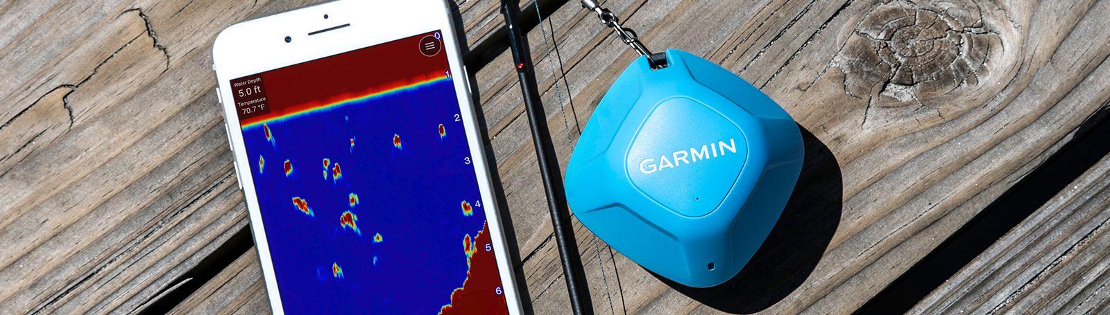 ماهی یاب گارمین sonar
