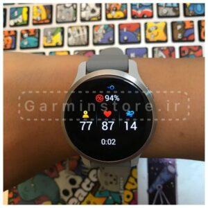 Snapshot Health در ساعت Garmin