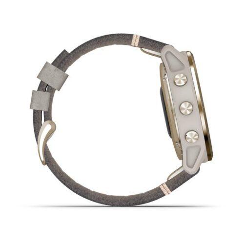 ساعت گارمین Fenix 6s pro sapphire leather